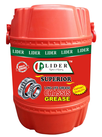 Lider Oil Corporation Limited | Best Lubricant and Greases | Heavy